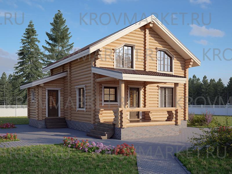 Дом с фундаментом под ключ недорого Щелковский район
