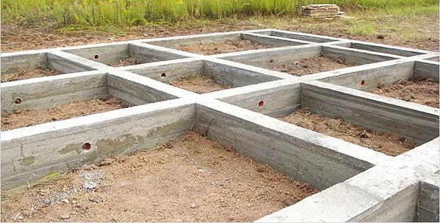 Фундамент дома цена работы в Люберцах