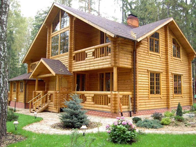 сборке по дома деревянного работ стоимость